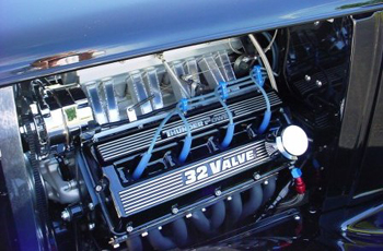 A set Thunder Power 32 Valve Heads for a Big Block Chevy.